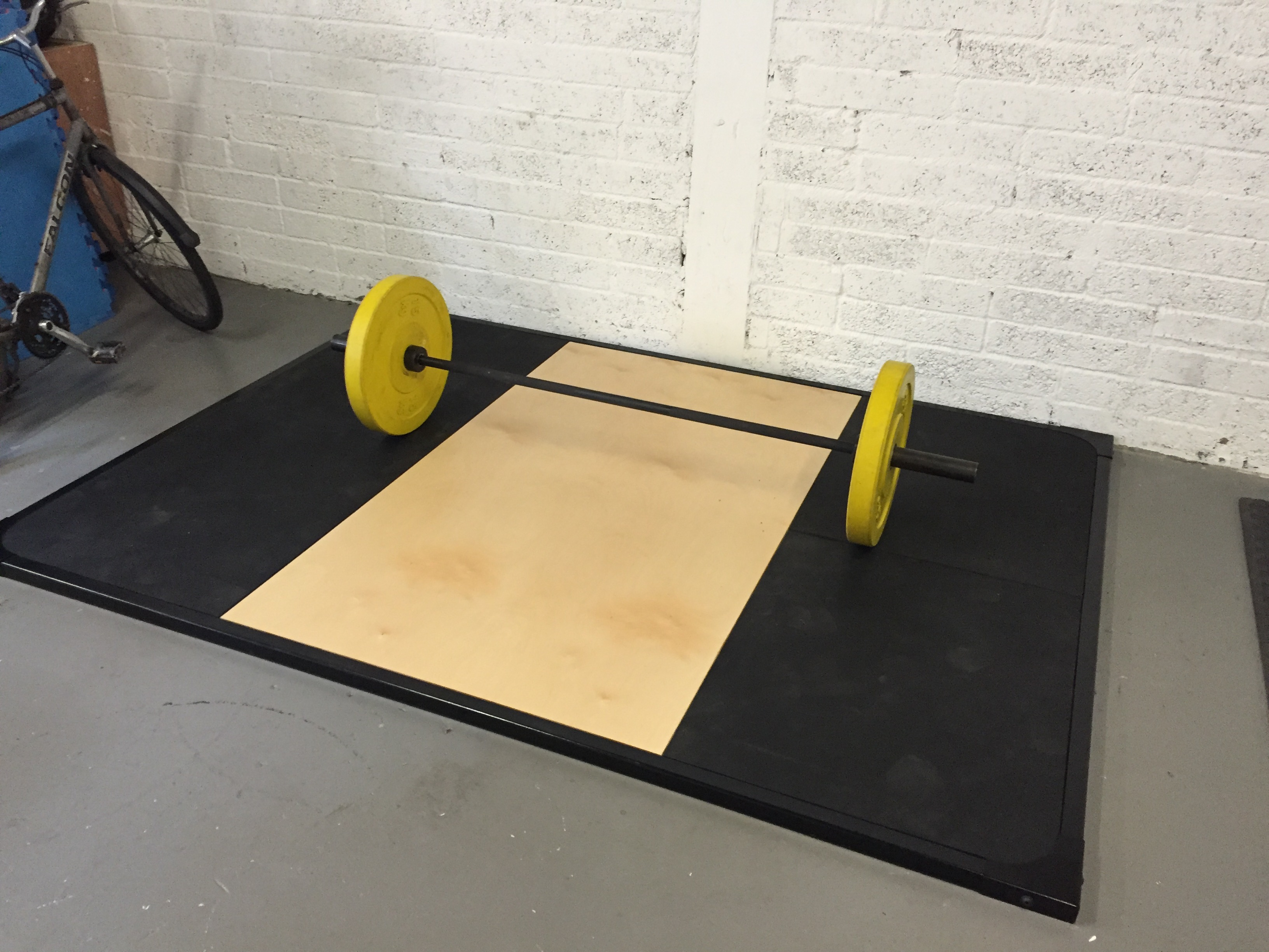 Why and When to Use an Olympic Lifting Platform