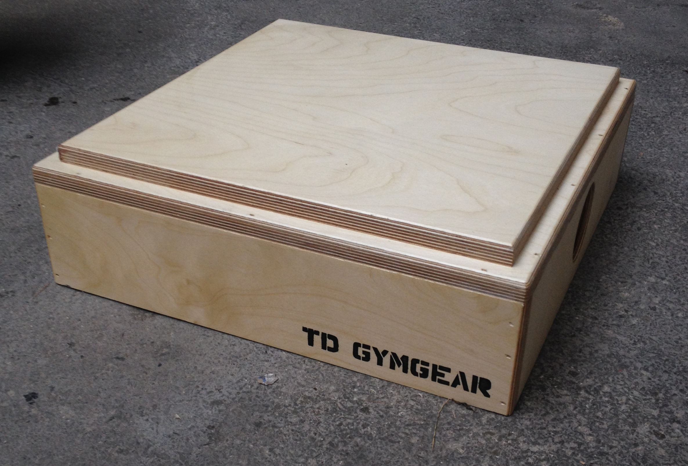 Stackable Plyo Boxes Td Gymgear