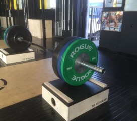 Heavy Duty Deadlift blocks