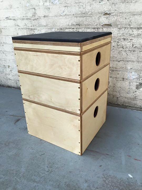 Stackable Plyometric Jump Boxes Best In Ireland Ready For