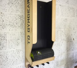 Foam Roller Dispenser / Storage