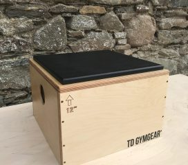 Stackable Plyo boxes