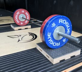 Deadlift / Pulling Blocks
