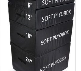 Stackable Soft Plyometric Boxes